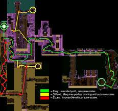Metroid Nes Map Sm Super Metroid Redesign
