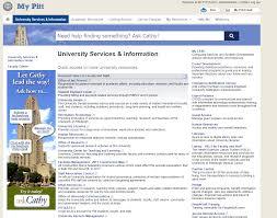 pitt technology help desk my pitt my pitt edu information technology university of