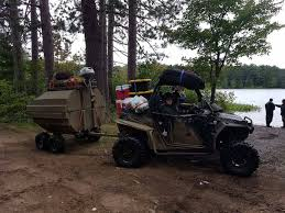 offroad trailer tetrapod the only atv trailer that flips into a boat