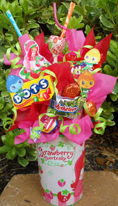 Home Made Party Decorations 116 Best Strawberry Shortcake Party Ideas Images On Pinterest