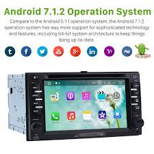 android 7 1 gps radio dvd player navigation system for 2003 2009