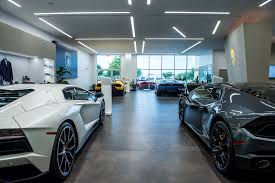 lamborghini dealership lamborghini opens two new north america dealerships the drive