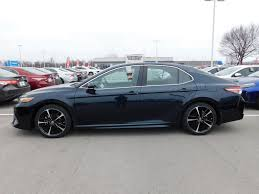 toyota camry 2018 new toyota camry xse v6 automatic at fayetteville autopark iid