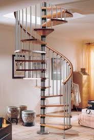 interior designs simple spiral staircase design for modern home