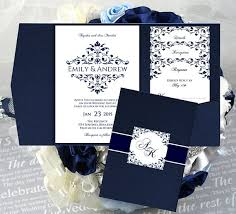 regency wedding invitations beautiful vintage design frame wedding pocket invitation