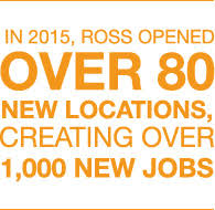 ross dress for less official site ross stores inc