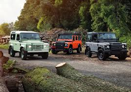 land rover vintage defender classic defender 4 4 to continue production u2013 drive safe and fast