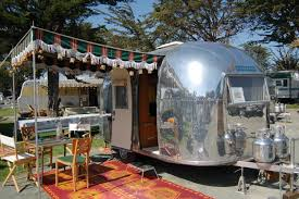 campground airstream bambi airstream and vintage trailers