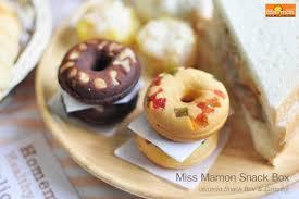 cuisine snack snack box catering missmamon