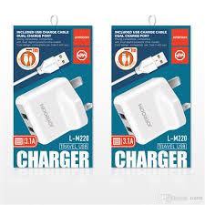 l with usb charger joyroom 3 1a usb charger dual usb wall charger universal portable