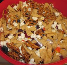 thanksgiving trail mix spoonful of sugar