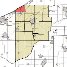 Michigan Lighthouses Map by Michigan Township Laporte County Indiana Wikipedia