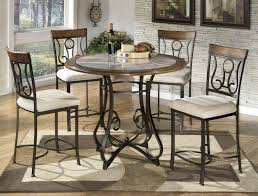 buy ashley furniture hopstand round counter height table set