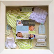 baby shadow box baby and diapers diy day newborn keepsakes shadow box