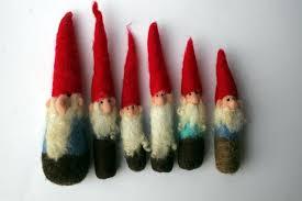 best photos of felt gnome pattern christmas felt crafts needle