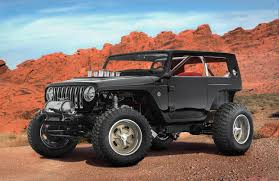 modified jeep jeep sends seven concepts to easter jeep safari autotrader ca
