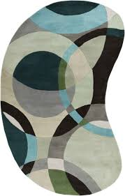 207 best fabric rug round images on pinterest round rugs area