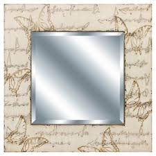 shabby chic mirrors wayfair
