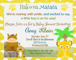 lion king baby shower lion king baby shower invitation moviepulse me