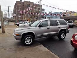 1999 dodge durango slt dodge used cars used cars for sale philadelphia nick jr s auto sales