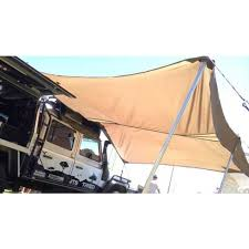 Rear Awning 4wd Side And Rear Awning For Wagon Ute Jeep Jamie U0027s Touring