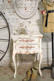 shabby chic night stands