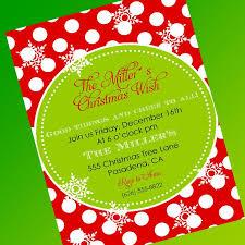 25 unique free christmas invitation templates ideas on pinterest