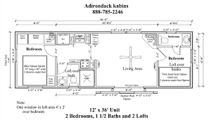 cabin floorplan two bedroom cabin plans 12 x 32 trademarks and product names