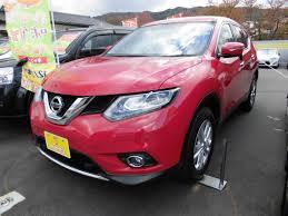 nissan pink nissan x trail japanese used cars car tana