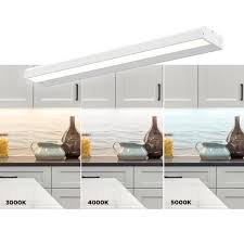 home depot kitchen cabinet lighting illume lighting color temperature selectable 30 in led