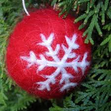 28 best christmas images on pinterest christmas baubles needle