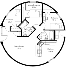 plan number dl3601 floor area 1 017 square feet diameter 36 u0027 3