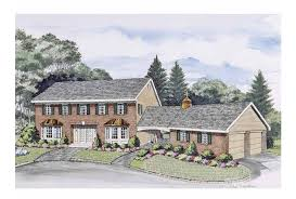 simple colonial house plans eplans colonial house plan simple yet charming two story with