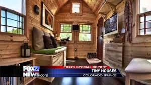 Tiny Home Colorado by Special Report The Tiny House Movement Youtube