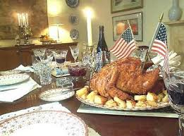 deck the s an american thanksgiving