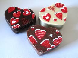 heart chocolates richart heart to heart valentines collection