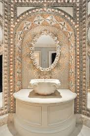Seashell Bathroom Ideas by 12 Best Powder Rooms Images On Pinterest Bathroom Ideas Home