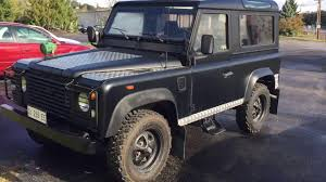 land rover 1990 land rover defender 1990 360 degrees walk around the car youtube