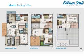 luxury villa floor plans villa floor plans india
