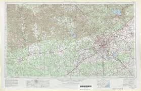 San Antonio Texas Map San Antonio Topographic Maps Tx Usgs Topo Quad 29098a1 At 1