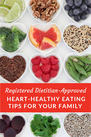 registered dietitian approved heart healthy eating tips for your