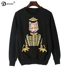 designer pullover aliexpress buy joydu designer pullover sweater fashion