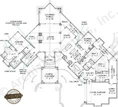prairie style home floor plans lake burton lodge mountain house plan rustic floor plans