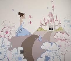 princess murals 2017 grasscloth wallpaper princess mural for david wilson homes
