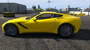 corvette stingray 2014 chevrolet corvette stingray c7 gta5 mods com
