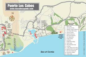 Los Angeles Crime Map by Cabo San Lucas Maps And Los Cabos Area Maps Cabo San Lucas