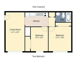 square feet into gaj 550 square feet two bedroom one bathroom apartment with square feet