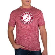 Halloween Shirts For Men Russell Ncaa Alabama Crimson Tide Men U0027s Impact T Shirt Walmart Com