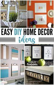 easy diy home decor ideas today u0027s creative life