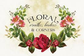 last chance mega bundle of gorgeous flower graphics only 25